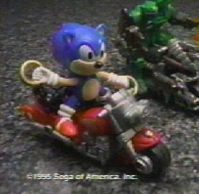 Sonic the Hedgehog Merchandise List